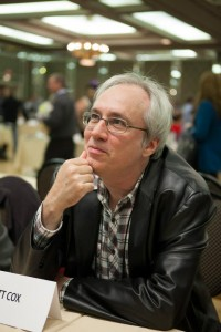 F Brett Cox